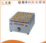 Machine de gâteau d'haricot rouge de trou du gaz 12/secteur de roue à vendre