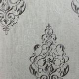 Papel pintado italiano de la flor del diseño con el alto grado