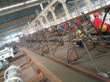 Stahlröhrentelekommunikationsaufsatz