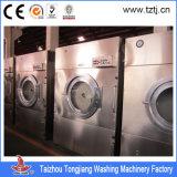 304/316Lステンレス鋼の商業洗濯の電気蒸気のガスによって熱される転倒の乾燥機械(SWA)