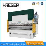 Wc67y-100X3200 tipo máquina de dobra & de dobramento da placa de aço hidráulica