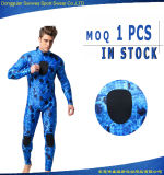 Neoprene Man's Flexible Warm Protect Mimetic Diving Swimwear