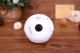 960P / 1.3MP Главная 360 градусов Двусторонний Обсуждение безопасности Лампочка IP-камера