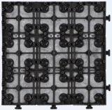 плитки камня пола Decking шифера свободно образца 30X30 Cm естественные