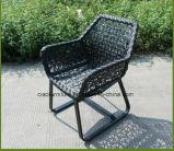 Tableau en osier et présidence de meubles de loisirs de jardin extérieur de Ratan