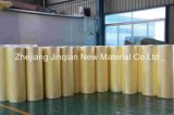 Anti-Bacterial PE Laminage non tissé Fabric Industry Protective Coverall