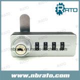 Fechamento do gabinete da combinação do metal da chave mestra