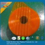Het populaire Gordijn van de Strook van pvc van de Controle van het Insect van de Regenboog van de Zomer Flexibele