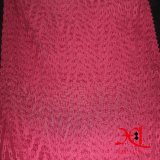 Maxi tissu Chiffon de satin de bel impression pour la robe