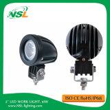 10W CREE LED Luz de trabajo de la lámpara de inundación de conducción de niebla 12V coche de la motocicleta de barco ATV