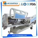 7機能Linakモーター側面傾きの贅沢な電気病院ICUのベッド(GT-BE5039)
