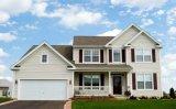 차고 2층 가벼운 강철 구조물 조립식 가옥 집을%s 가진 휴일 작풍 호화스러운 집