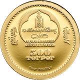 3D pièce de monnaie en cuivre principale, pièce de monnaie faite sur commande en métal (GZHY-JZ-014)