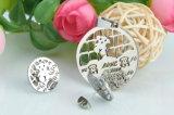 女の子の宝石類の一定の方法くまのステンレス鋼のイヤリングのペンダントのネックレス