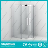 Porte coulissante lourde en aluminium d'interruption Non-Thermal chaude de vente de Feelingtop (SE902C)