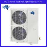 Riscaldatore di acqua della pompa termica dell'invertitore di CC di sorgente di aria - Monoblock