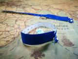 L'identification de PVC de NFC ébrèche le bracelet d'IDENTIFICATION RF de bracelet pour le système de contrôle d'accès