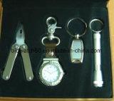 Geschenk-Uhr-Sets der Männer mit Carabiner Uhr