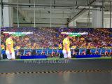 Vorderer Service-farbenreiche Miete LED-Bildschirmanzeige/videobildschirm von InnenP3.91, P4.81, P6.25