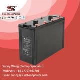 Baterias de armazenamento acidificadas ao chumbo seladas da potência solar da bateria do AGM de 2V 1000ah