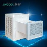 Refroidisseur évaporatif de système de ventilation de guichet du flux d'air 3000CMH pour le réservoir d'eau