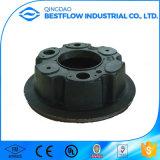 Precisione d'acciaio che lancia i pezzi meccanici industriali agricoli della fabbrica dei pezzi meccanici