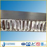 Schöne hölzerne Aluminiumbienenwabe-Panels des Korn-HPL für Boots-Dekoration