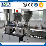 신뢰 PVC 플라스틱 과립 가격 또는 쌍둥이 나사 압출기 기계를 만드는 펠릿 기계 목제 펠릿