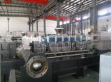 Plastic het Samenstellen van de Glasvezel Machine in twee stadia voor het Vullen Masterbatch