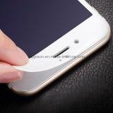 a superfície 3D curvada cobriu completamente película de vidro Tempered da fibra do carbono para o iPhone 7/7 positivo
