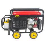 Tipo gerador da saída da C.A. de Taizhou 1.5kw do valor da potência, gerador 5.5HP da gasolina de 4 cursos para a venda