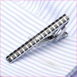 Grampo de laço 52 do partido do Pin de laço da qualidade da barra de laço de VAGULA Clássico Negócio De Corbata Prata