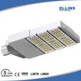 Alumbrado público al aire libre LED 150W del poder más elevado