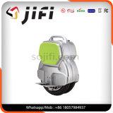 Ein Rad-Selbstbalancierender Roller, elektrischer Unicycle mit Sitz