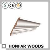 Moldeado de madera moderno de la corona de la cornisa del material de construcción