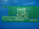 PWB de 16layer BGA con 2.4m m en caja registradora electrónica