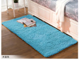 La alfombra con la estera de puerta de la estera de la estera del Chenille