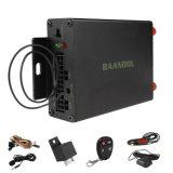 100% 이중 SIM에 원격 제어 장치를 추적하는 본래 Baanool 105b 차 GPS 추적자 SMS GSM GPRS 차량