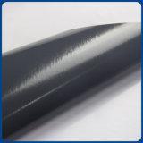 Vinil autoadesivo do PVC da colagem cinzenta da qualidade superior 140g para Digitas impresso