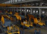 China avançou a planta de esmagamento de pedra móvel para a venda (YD-200)
