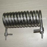 ビール冷却のための304ステンレス鋼の管