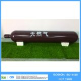 80L tipo de aço - 1 cilindro do diâmetro 20MPa CNG de 279mm
