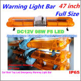 Prezzo di fabbrica d'avvertimento Emergency della barra chiara dell'ambra LED del tetto blu rosso dell'automobile