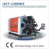 12 자전하는 축선 8mm CNC 다재다능한 봄 기계 형성