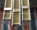Sistema enchufable aislado Al compacto eléctrico del enlace de la barra de distribución del conducto del omnibus con el certificado del Ce