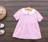 La jupe de mode de vêtements d'enfants badine la robe de filles tout simplement