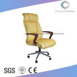 Lederner Schwenker-Büro-Möbel-Stuhl-Leitprogramm-Stuhl