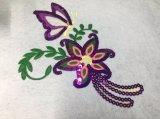 キャップTシャツ刺繍のためのコンピュータ化されたシングルヘッド刺繍機