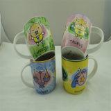 高品質の新しい来る夢のコーヒー・マグの昇華コーヒー・マグ(JSD-HP-05)