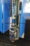 Acier du carbone d'Ipg 1000W, machine de découpage inoxidable de laser de fibre de commande numérique par ordinateur de feuillard